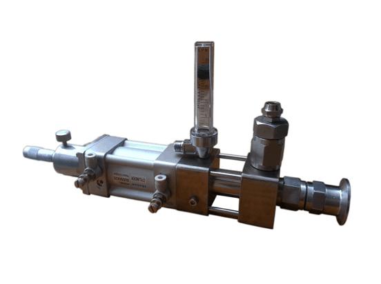 小型定量海霸泵灌装机