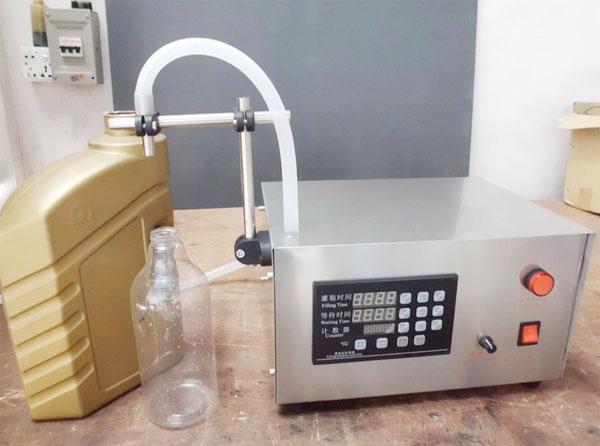 手动小型定量灌装机